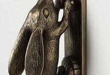Door knocker aka дверной молоток