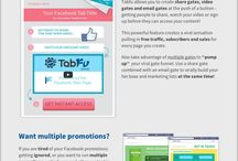 TabFu / Shaolin Monk Facebook Marketing with TabFu! Create Lush Landing Pages with Multi Media Promotion Posts and Blast them into Your Followers Newsfeed!