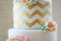 svadobné torty / wedding cakes