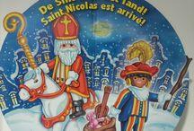 Playmobil Sinterklaas / Sinterklaas en Pieterbazen van Playmobil