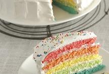 cakes / by Ashley Ferraro