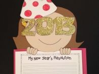 New Year's Ideas / by Chelsie