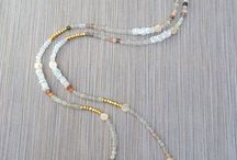 Necklaces beads