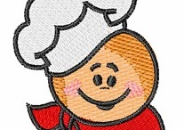Applique and Embroidery Designs - Grill Master / by Kay Hardy