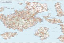 Magnificent Maps / Magnificent maps - cartography, geography