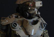 Chestpeice armor