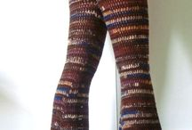 Crochet legs/skirts