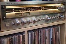 vintage receivers