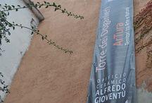 ArTura _ Territori tra Arte e Natura _ Torre dei Doganieri / SESTRI LEVANTE un progetto culturale su arte - natura - territorio