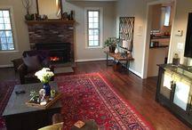 Hardwood Floors / Home Depot - Blue Ridge Oak Bourbon solid hardwood