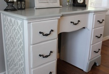 35- Relooking de meubles et autres / Embellir et relooker un meuble ou tout autre objet d'ameublement