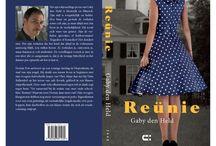 Reünie, roman van Gaby den Held. Cover