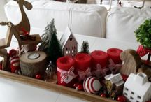 Saját karácsonyi díszítéseim
