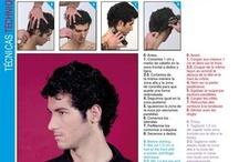 Step By Step Cara Potong Rambut / Proses memotong Rambut