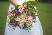 Svatba - květniky