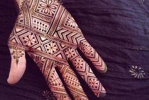 Henna Geometric