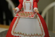 Doll cakes