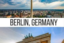 Germany / Beer, brats, and soccer. Okay, maybe a bit more. Follow this board for Germany travel tips, photos, things to do, and travel inspiration.