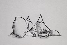 Mini kresby