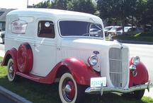 Classic Cars / by Don Stemple