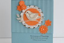 Cards...Birds
