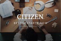 Relojes CITIZEN / CITIZEN ECO-DRIVE PROMASTER >Titanium Regalos Empresarios