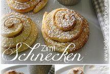 REZEPTE | KLEINE SÜNDEN / Muffins, Cupcakes & andere süße Sachen