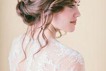 peinado wedding