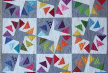 Quilting - flying geese