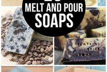 soap melt n pour