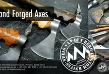 Stuff I Made / Stuff Made By Neels Van Den Berg @ Black Dragon Forge / Neels van den Berg Custom Knives [Mobile: +27 (0) 83 451 3105]