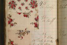 1880s Fabrics