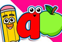 Alphabet Phonics Series – Level 1 Lower Case