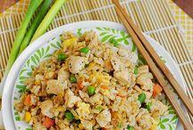 Rice / Chicken Fried