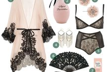 What to wear: Boudoir Fashion