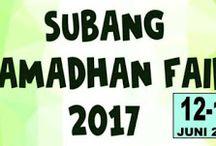 Wisma Karya, Subang Ramadhan Fair 2017