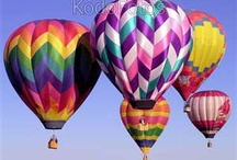 Hot Air Balloons / by Barbara Ward