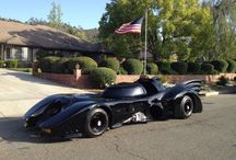 Famous Cars From Movies and TV / by Rain Blanken