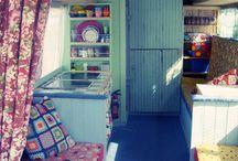 Progetto caravan/camper