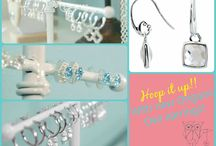 Origamo Owl {Earrings} / by Origami Owl - Amy Johnson, Independent Designer #29133