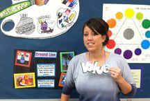 Art teacher resources