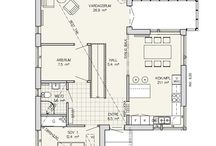 PLANRITNINGAR ♡ floor plans