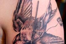 Tattoooooo / by Kadi Dugan
