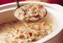 Meals - Soup, Stews, and Goulash / Cold, wet nights call for warm bowls of steaming soup.