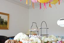 Pretty Parties & Table Settings / by Beth Johnson