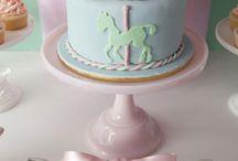 birthday Cake themes for girls
