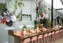 bar restaurant design
