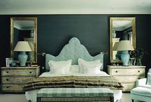Master Bedroom Makeover ideas  / by Tara Smith