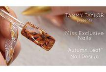 Nail Art Tammy Taylor