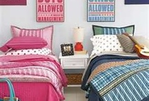 girls room decorating idea's / Natalie and Alyssa's wish list